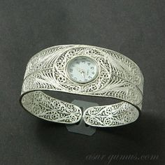 silver filigree hours