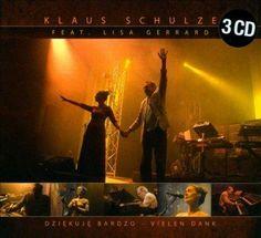 Klaus Schulze - Dziekuje Bardzo, Black