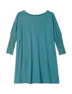 Toast  linen/ cotton wide tunic