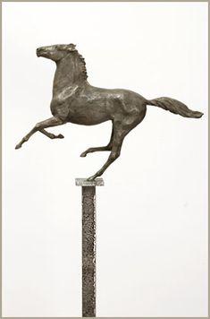 Equinesculptures.com [Gallery 2009] Susan Leyland bronze sculpture