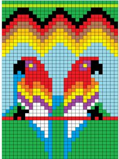 Thrilling Designing Your Own Cross Stitch Embroidery Patterns Ideas. Exhilarating Designing Your Own Cross Stitch Embroidery Patterns Ideas. Cross Stitch Bird, Cross Stitch Flowers, Cross Stitch Designs, Cross Stitching, Cross Stitch Embroidery, Embroidery Patterns, Cross Stitch Patterns, Tapestry Crochet Patterns, Loom Knitting Patterns
