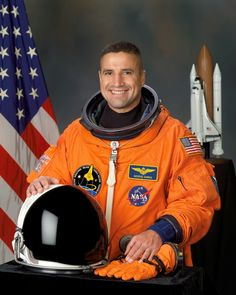 2007- Florida Tech alumnus George Zamka pilots Space Shuttle Discovery STS-120