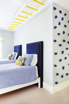 Yellow ideas kids' room  If you are looking for colourful and amazing furniture you must see Circu Magical Furniture! Click to see our yellow products options: CIRCU.NET