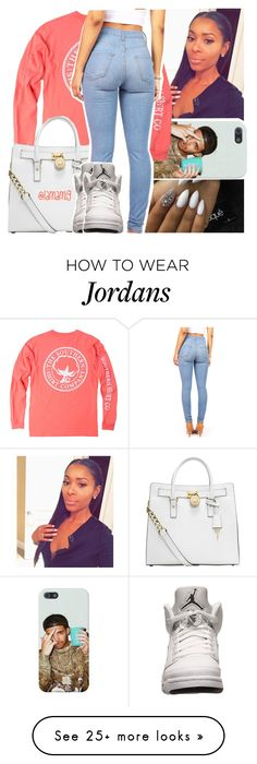 """""""butt small but it move."""" by lamamig on Polyvore featuring MICHAEL Michael Kors, Retrò, women's clothing, women's fashion, women, female, woman, misses and juniors"""
