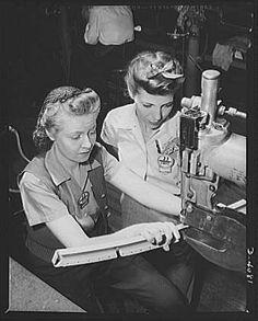 Women at Work c.1940's