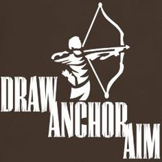 Archery tee, the first steps to great form