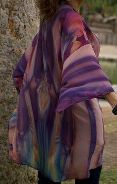 For the fun-loving: Eye of the Beholder Crystal Kimono!