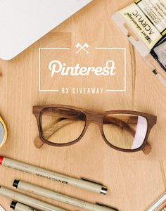 Been eyeing a pair of our new Rx Collection prescription glasses? Here's your chance to win a pair! The rules are simple: 1. Follow Shwood on Pinterest (www.pinterest.com/shwoodshop). 2. Next, re-pin the image of your favorite frame style from this Shwood Rx Giveaway board onto any of your Pinterest boards. 3. Cross your fingers and hope that you win! Winners are chosen at random and will be announced on January 19th! Happy Pinning!