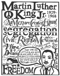 * TODAY * Thursday August 28 (1963) 'I Have A Dream' Speech - Martin Luther King the anniversary of the greatest demonstration for freedom in the history of our nation.