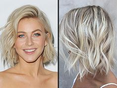 Julianne Hough Celebrates Her Engagement With a Haircut