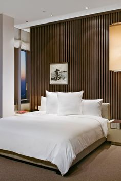 Park Suites are 1,399 square feet and offer views of the Huangpu River or the skyline. #Jetsetter