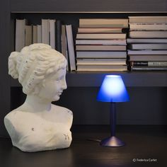 Miss Sissi Modern Table Lamp designed by Philippe Starck from FLOS