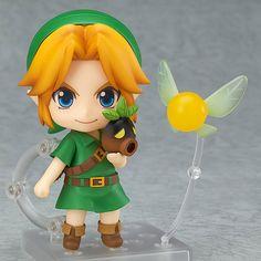 The Legend of Zelda - Link - Majora's Mask 3D Ver. - Nendoroid - Good Smile Company (Jan 2016) - SD-Figuren / Nendoroids - Japanshrine | Anime Manga Comic PVC Figur Statue | SD Chibi
