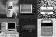 Which of these old technology sounds can you recognize? Old Technology, Trends, Beauty Trends