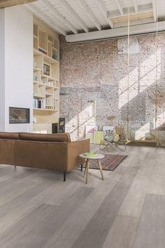 """Quick-Step Largo """"Authentic oak, planks"""" (LPU1505) Laminate flooring - www.quick-step.com"""