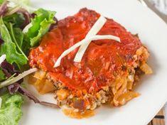 Corned Beef & Cabbage Casserole