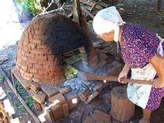 Tatakua Oven-Paraguay