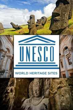Call it a historical bucket list! Learn more about UNESCO sites that will inspire your next vacation