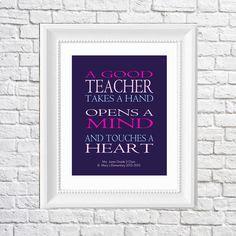 Christmas Gift for Teacher. Thanksgiving gift for Teacher. School year gift. Favorite teacher. Education student. Teacher Appreciation Day.. $15.00, via Etsy.