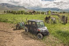 Polaris RANGER® is the industry's No.1-selling utility vehicle (UTV) lineup, offering the hardest working and smoothest riding family of vehicles for hunting, farming, trails and mud. The Model Year 2017 lineup continues to offer more innovation with new features and models across every price point and consumer application.