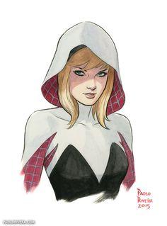 The Self-Absorbing Man: Spider-Gwen