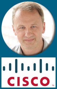#Keynote-Speaker #Cisco CTO John Baekelmans #jbaekelm