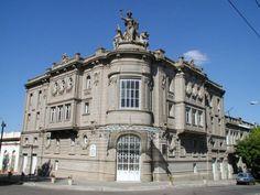 Teatro Young, Fray Bentos - Uruguay
