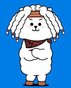 Happy Pills, Character Wallpaper, Line Friends, Bts Drawings, Bts Fans, Happy Anniversary, South Korean Boy Band, Bts Wallpaper, Boy Bands
