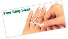 FREE Ring Sizer on http://www.icravefreebies.com