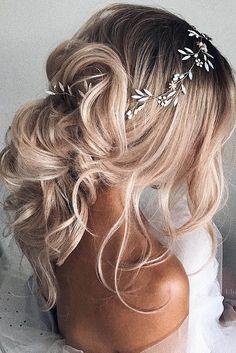 Top 20 Ulyana Aster Long Wedding Hairstyles   Roses & Rings #hairstyles #wedding #weddingideas #weddinghairstyles