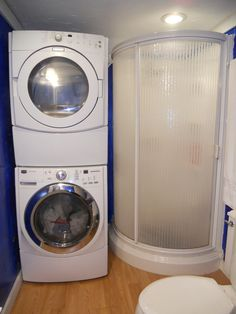 Basement Laundry Room Bathroom Combo Reveal The Elm