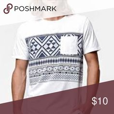 🗿🏋🏻MENS PACSUN T SHIRT Throw this on with jeans and you're done. Out the door! -No trades. on the byas Shirts Tees - Short Sleeve