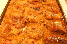 Gyümölcsmártásban sült csirke, káprázatos finomság, fogyókúrázóknak is ajánlom! - Ketkes.com Cooking Chicken Wings, How To Cook Chicken, Tailgating Recipes, Easy Dinner Recipes, Macaroni And Cheese, Curry, Cooking Recipes, Ethnic Recipes, Foods