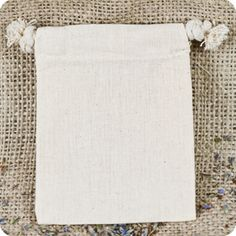 muslin bag for diana deaver wedding photography branding and packaging