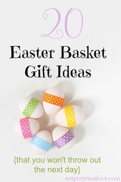 Last minute ideas: 20 Easter Basket Ideas {that you won't throw out the next day! Easter Egg Basket, Easter Gift Baskets, Easter Eggs, Basket Gift, Easter Crafts, Crafts For Kids, Easter Ideas, Easter Parade, Easter Activities