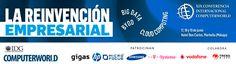 Estaré en el Panel de CIOs: La reinvención empresarial como clave de éxito