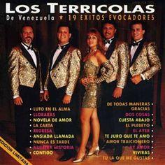 Los Terricolas discovered using Shazam