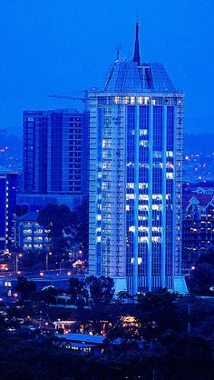 The World's Best Trips, Adventures and Places to Visit Part I | Take a Quick Break | Night Blue, Nairobi, Kenya