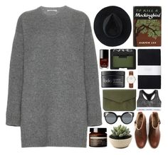 """Wanderlust / 29"" by dddawn ❤ liked on Polyvore featuring Valentino, Calvin Klein Underwear, Toast, Ryan Roche, Acne Studios, Chanel, Aesop, NARS Cosmetics, Fendi and Rodial"