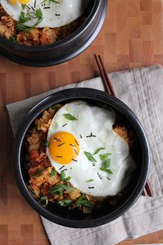 Kimchi Fried Rice Bowl /
