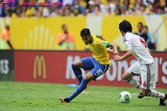 Neymar vs. Uchida