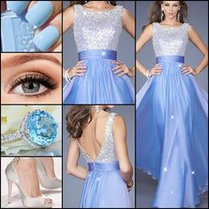 Show me your love for this dress, who like it? #PromDress #PartyDress #Ring #Shoes #Fashion #FreshFashion