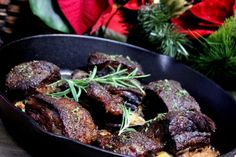 Cranberry Braised Smoked Beef Short Ribs - Smoking Meat Newsletter
