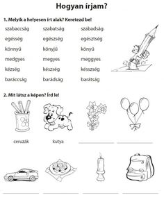 NYELVTAN-HELYESÍRÁS FELADATLAPOK 4. OSZTÁLY - webtanitoneni.lapunk.hu Grammar, Worksheets, Album, Education, Search, School, Google, Sweet, Candy