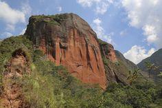Amboro Nationalpark - Refugio Los Volcanes