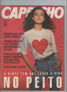 Capricho, a revista da gatinha...