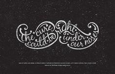 Movember Poster by Amritraj Gupta
