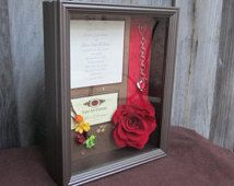 Personalized Graduation Shadow Box