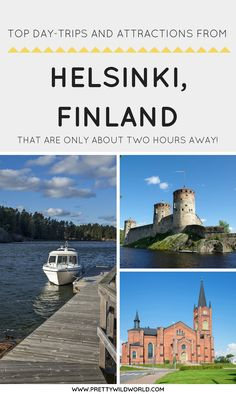 Are you planning to visit Helsinki soon? Do you know that there are a lot of day trips from Helsinki you can do? In this post you'll learn about the top Helsinki day trips, things to do in Helsinki, how to spend your time in Helsinki, learn about Helsinki secrets and its surrounding areas. Save this Helsinki travel guide to your travel board so you'll find it easy later! #Helsinki #Finland #HelsinkiFinland #HelsinkiTravel #VisitHelsinki #Europe #Travel