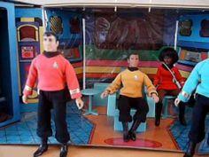 Mego Dolls | VINTAGE MEGO STAR TREK FIGURES AND USS ... | J.T.'s favorite toy coll ...